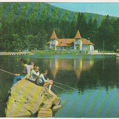 Bnk cp Tusnad - Lacul Ciucas - necirculata, Printata, Baile Tusnad