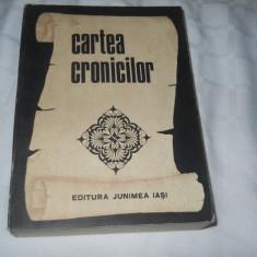 Cartea Cronicilor - Elvira Sorohan,1986