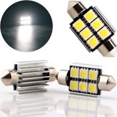 BEC LED CANBUS SOFIT 6 SMD 11 X 36 12V ManiaCars