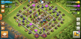Cont Clash of Clans nivel 153 th 11