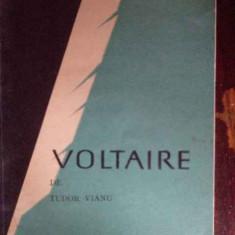 Voltaire - Tudor Vianu ,300015