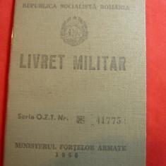 Livret Militar 1972