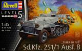 """+ Macheta 1/35 Revell 03248 - Sd.Kfz.251/1 Ausf.B """"Stuka zu FuB""""1 +"""
