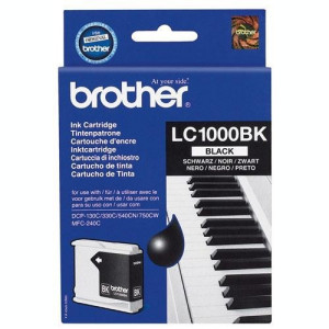 CARTUS BLACK LC1000BK ORIGINAL BROTHER MFC 5460CN,LC1000BK