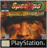 Joc PS1 Spec Ops Ranger Elite