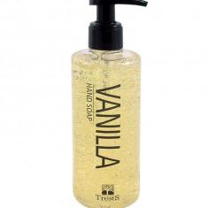 Sapun Lichid TREETS cu Vanilie si Miere 250 ml
