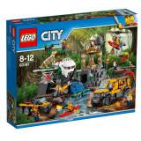 LEGO® CITY - Amplasamentul de explorare din jungla 60161