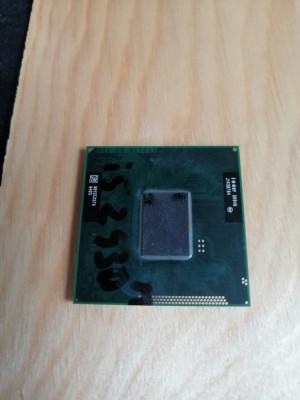 intel i5-2430M (CA 2410M 2450m,2520m,2540m) sr04w Socket G2 sandy Bridge (ivy) foto
