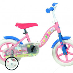 Bicicleta copii 10 Purcelusa Peppa