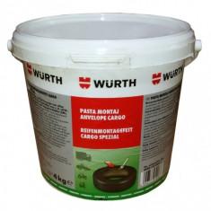 Pasta montaj anvelope CARGO 4 kg Wurth