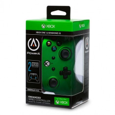 Enhanced Wired Controller Xbox One - verde