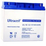 Acumulator VRLA 12V 18Ah, Ultracell