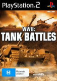 Joc PS2 WWII: Tank Battles