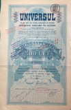 Actiuni Universul 1921