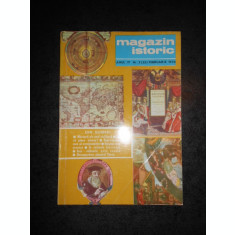 REVISTA MAGAZIN ISTORIC (Februarie, 1970)