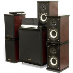 Boxe Microlab H-500 5.1 Wood, 270W, 80 dB