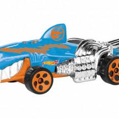 Masinuta cu lumini si sunete Hot Wheels, Sharkruiser albastru