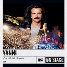YANNI Live At Acropolis slimcase (dvd)