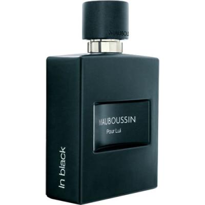 Pour Lui In Black Apa de parfum Barbati 100 ml foto