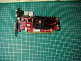 Placa video pci-ex AMD HD4350 512mb dms59+ vga -low profile