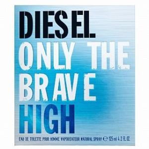 Diesel Only The Brave High Eau de Toilette pentru bărbați 125 ml