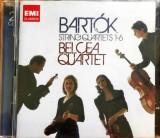Bartók, Belcea Quartet – String Quartets 1-6 (dublu CD)