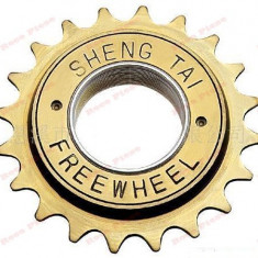 Pinion bicicleta BMX (18 dinti), Pinioane filet/caseta, China