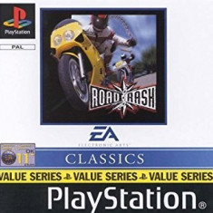 Joc PS1 Road Rash Classics