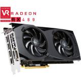 Placa video XFX Radeon RX 480, 8GB GDDR5, 256-bit