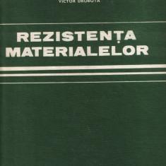 Rezistenţa materialelor de V. Drobotă, Alta editura