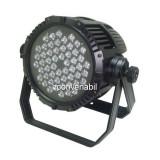 Proiector Lumini PAR Light 54 LEDuri RGA 1W cu DMX
