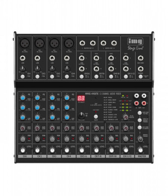 Mixer Stage Line MMX-44UFX foto