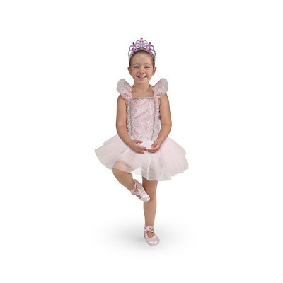 Costum carnaval Balerina Melissa and Doug foto