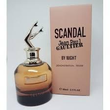 SCANDAL By Night 80ml - Jean Paul GAULTIER | Parfum Tester