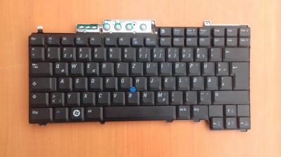 Tastatura laptop second hand ca noua Germania Dell D630. D620 (GM168) foto