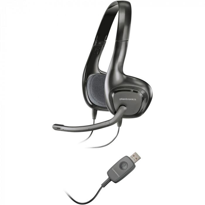 Casti cu microfon PLANTRONICS ,AUDIO 622, PC headset