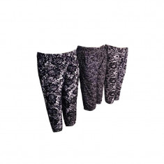 Pantaloni dama 3/4, 3XL-6XL