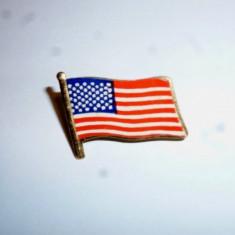 INSIGNA DRAPEL USA / SUA