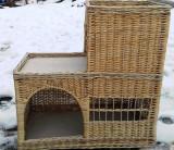 Coş căsuță pisici