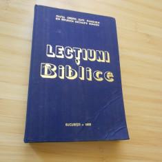 LECTIUNI BIBLICE - 1977 - CULTUL CRESTIN DUPA EVANGHELIE