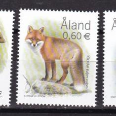 Aland  2004  fauna  MI 229-231  MNH  w59