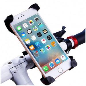 Suport Telefon Bicicleta Si Motocicleta, Protectie Anti-Alunecare DD0688