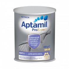 Lapte praf de inceput Aptamil Pepti 1, 400g