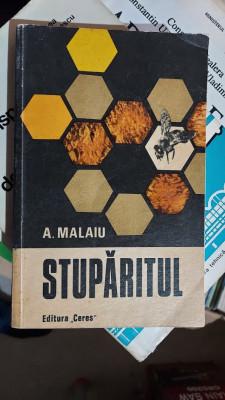 STUPARITUL -AUREL MALAIU ,CERES . foto