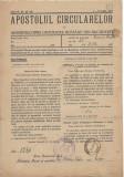 Apostolul circularelor nr 25-26, 1937 Arhiepiscopia Ortodoxa Romana