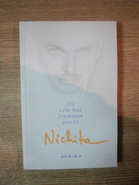 111 cele mai frumoase poezii - Nichita Stanescu