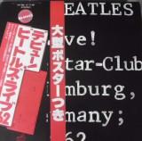 "Vinil ""Japan Press"" 2XLP The Beatles – Live! At The Star-1962 (EX)"