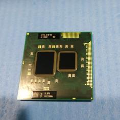 PROCESOR CPU laptop intel i3 350M Arrandale SLBPK gen 1a la frecventa de 2260Mhz