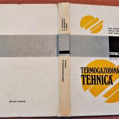 Termogazodinamica Tehnica - Dan Stefanescu, Mircea Marinescu, Ioan Ganea