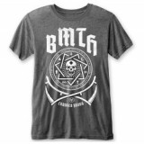 Tricou Unisex Bring Me The Horizon: Crooked Young